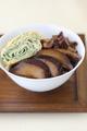 シコシコ食感の椎茸どんぶり